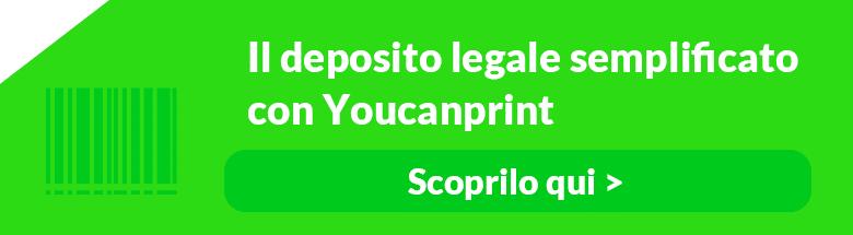 Deposito legale con youcanprint