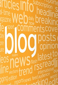 promuovere libro in blog