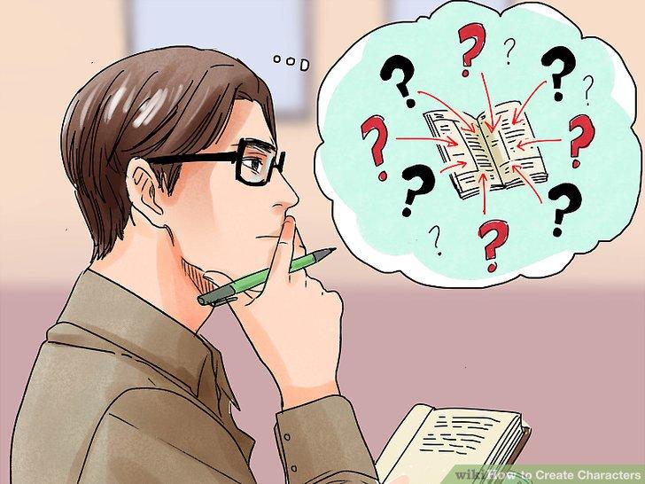segreti per scrivere personaggi perfetti