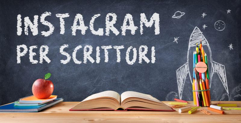promozione libro su instagram