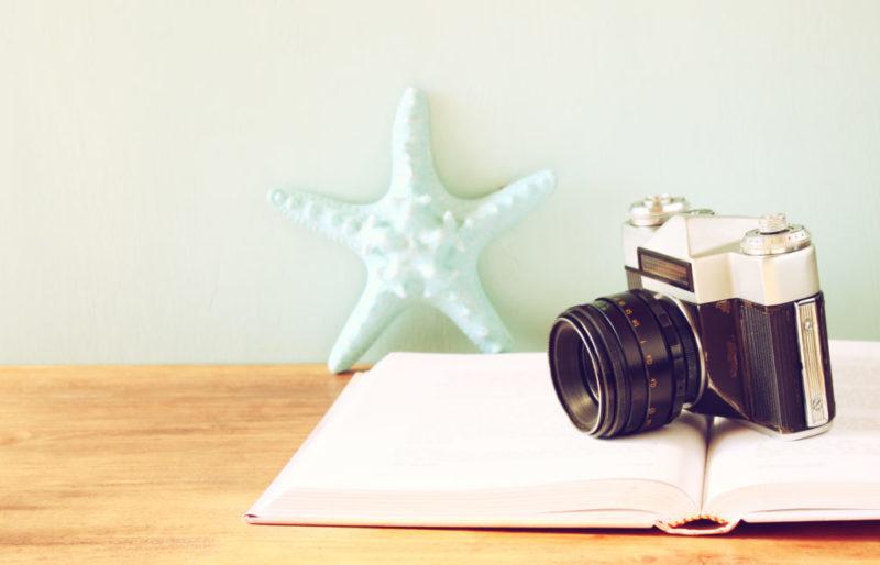 come si scrive un libro fotografico