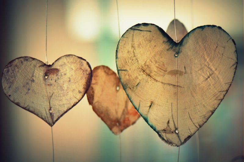 Romantiche linee di aggancio
