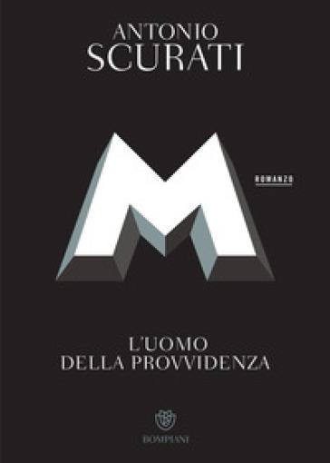 Copertina libro M. Antonio Scurati