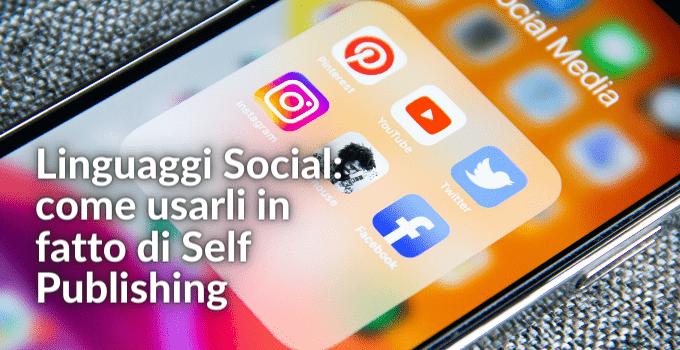 social e self publishing