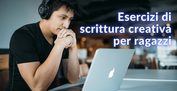 esercizi di scrittura creativa per scrittori emergenti